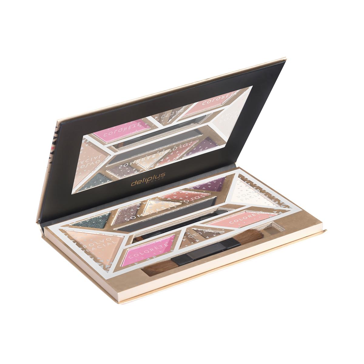 Fotografía producto, maquillaje Deliplus (Mercadona)
