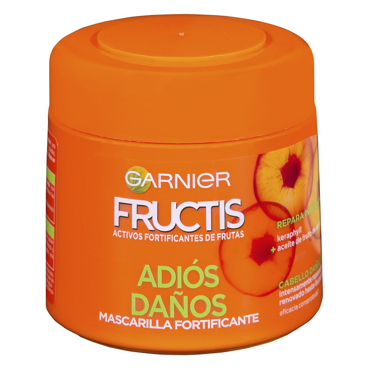 Fotografía producto, Fructis Garnier