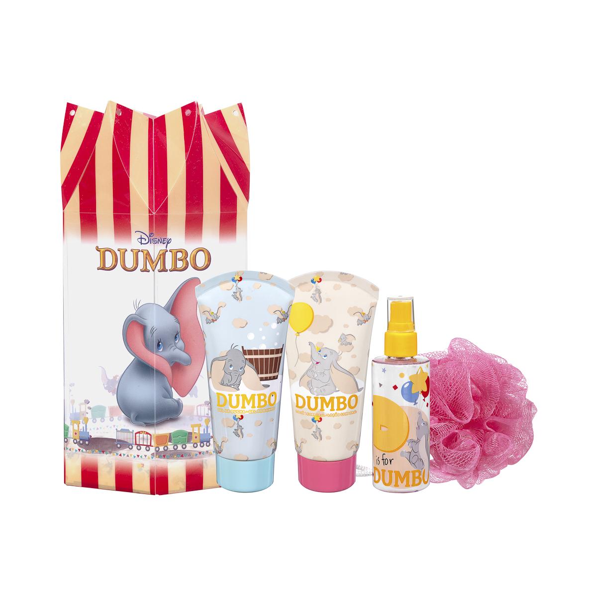 Fotografía producto, lote Dumbo Disney
