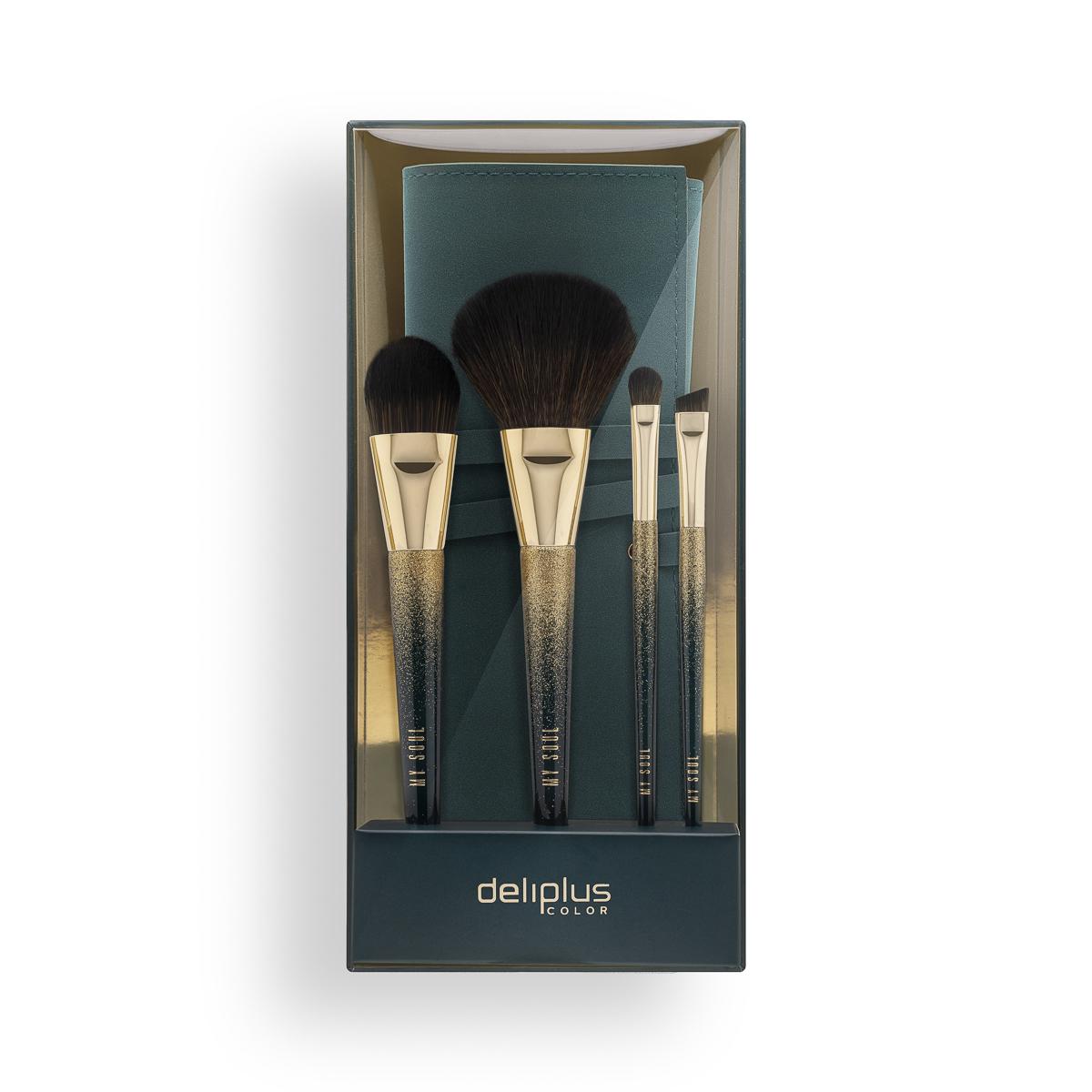 Fotografía producto, lote maquillaje Deliplus (Mercadona)
