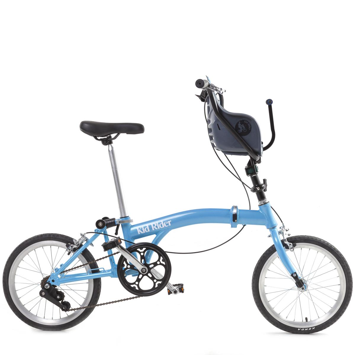 Fotografía producto, bicicleta plagable Kid Rider