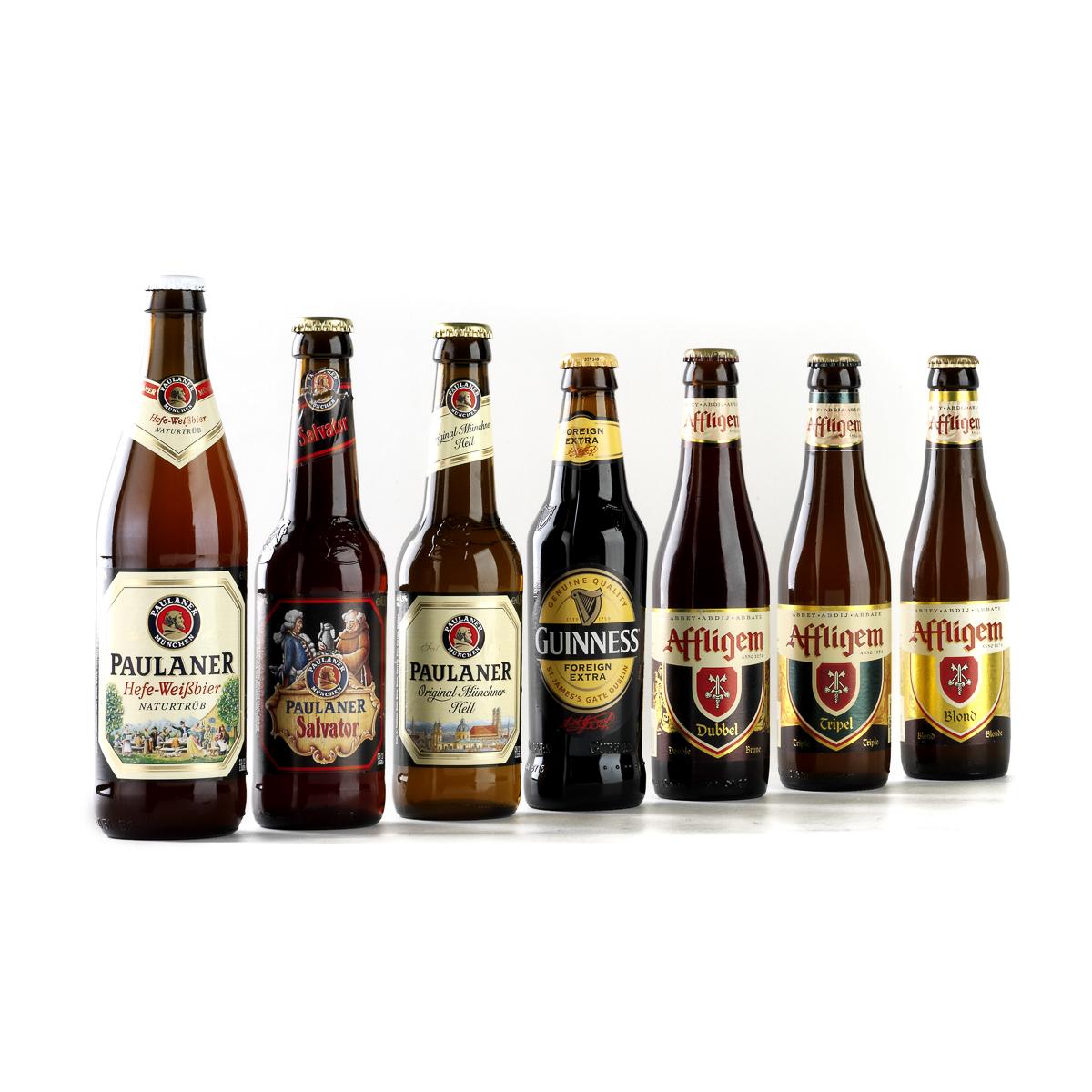 Fotografía producto cerveza importación