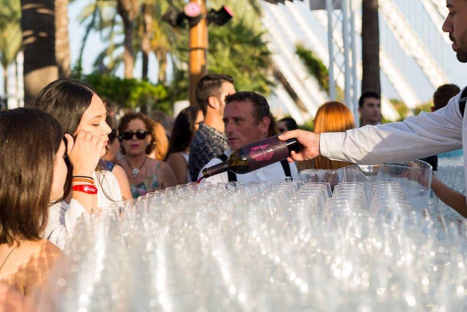 Fotografía de eventos fiesta presentación Bodegas Vegamar