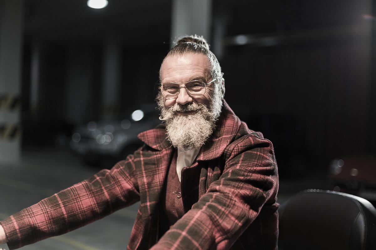 Fotografía publicitaria, Santa Hipster