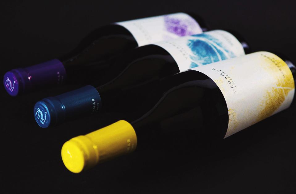 Fotografía publicitaria, vinos monovarietales