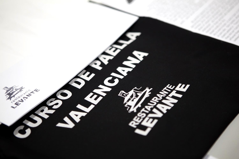 Fotografía de Eventos. Curso paella Restaurante Levante.
