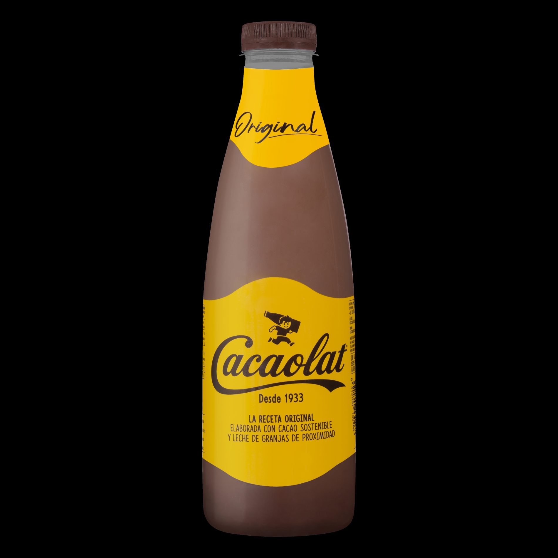 Fotografía de Producto. Batido Cacaolat para ecommerce Mercadona