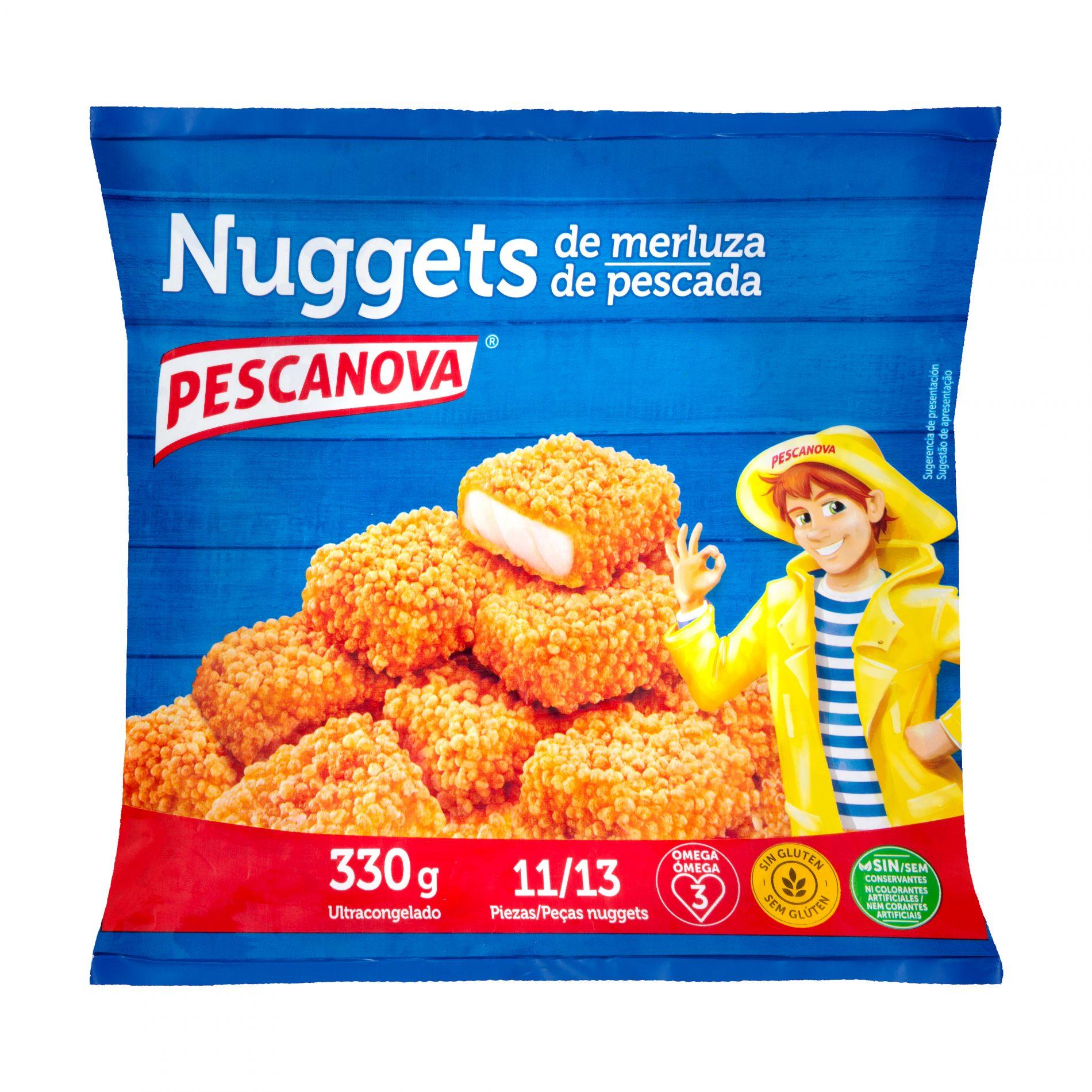 Fotografía Producto. Nuggets Pescanova.